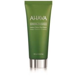 Ahava Mineral Radiance detoksująca maseczka błotna do twarzy  100 ml