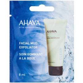 Ahava Time To Clear bahenní peeling na obličej  8 ml