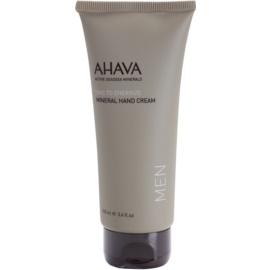 Ahava Time To Energize Men Mineral-Creme für die Hände  100 ml