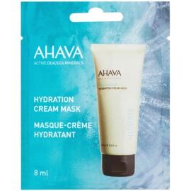 Ahava Time To Hydrate hydratační krémová maska  8 ml