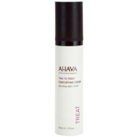 Ahava Time To Treat zklidňující krém pro citlivou pleť se sklonem ke zčervenání  50 ml