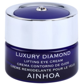 Ainhoa Luxury Diamond liftingujący krem pod oczy   15 ml