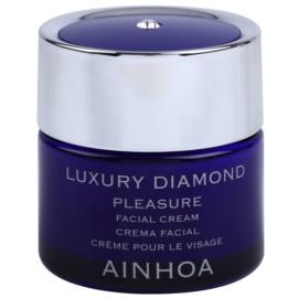Ainhoa Luxury Diamond creme restaurador anti-envelhecimento  50 ml