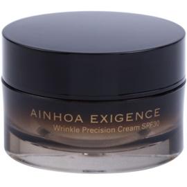 Ainhoa Exigence krem przeciwzmarszczkowy SPF 30  50 ml