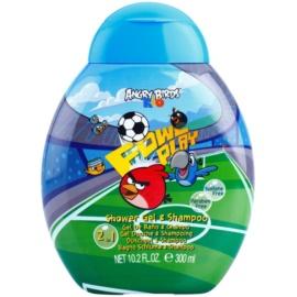 Air Val Angry Birds Duschgel für Kinder 300 ml