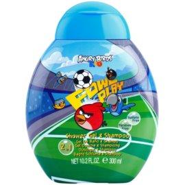 Air Val Angry Birds sprchový gél pre deti 300 ml