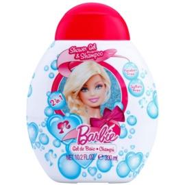 Air Val Barbie Douchegel voor Kids 300 ml
