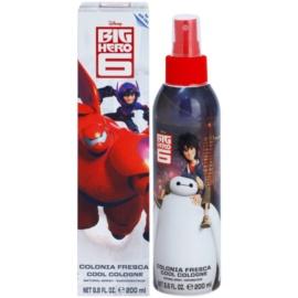 Air Val Big Hero 6 spray de corpo para crianças 200 ml