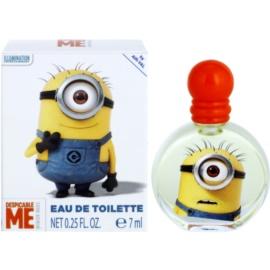 Air Val Minions Eau de Toilette für Kinder 7 ml