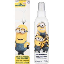 Air Val Minions tělový sprej pro děti 200 ml