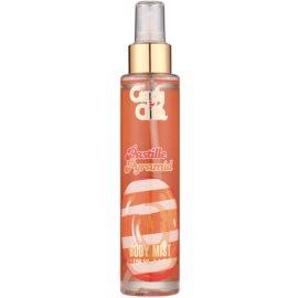 Air Val Candy Crush Pastille Pyramid tělový sprej pro děti 150 ml