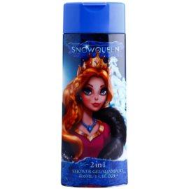Air Val Snow Queen gel de duche para crianças 400 ml