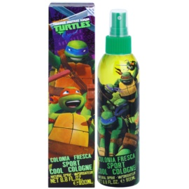 Air Val Turtles Körperspray für Kinder 200 ml