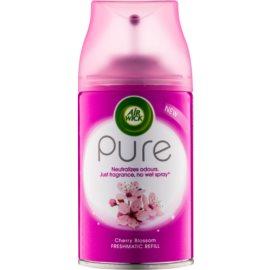 Air Wick Pure Cherry Blossom automatyczny odświeżacz powietrza 250 ml napełnienie