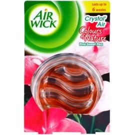 Air Wick Crystal Air osvežilec zraka 5,2 g  (Pink Sweet Pea)
