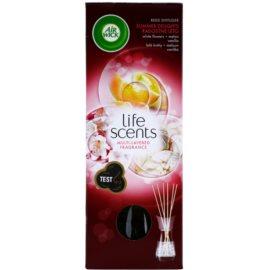Air Wick Life Scents aroma diffúzor töltelékkel 30 ml  (White Flowers, Melon, Vanilla)