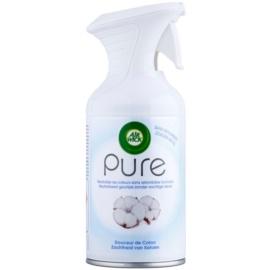 Air Wick Pure Soft Cotton odświeżacz w aerozolu 250 ml