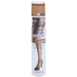 AirStocking Diamond Legs medias instantáneas en spray SPF 25 tono 03 Vacation Terra-Cotta 56,7 g