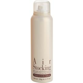 AirStocking Premier Silk meia-calça em spray com cor tom Light Natural 120 g