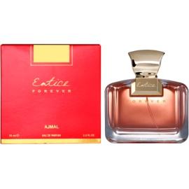 Ajmal Entice Forever Eau de Parfum para mulheres 75 ml