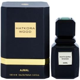 Ajmal Hatkora Wood woda perfumowana unisex 100 ml