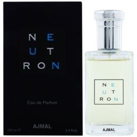 Ajmal Neutron woda perfumowana dla mężczyzn 100 ml