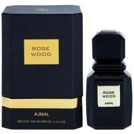 Ajmal Rose Wood eau de parfum unisex 100 ml