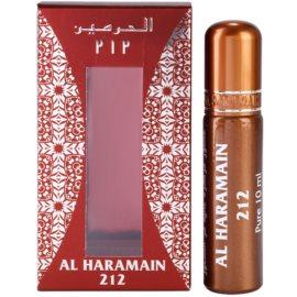 Al Haramain 212 óleo perfumado para mulheres 10 ml  (roll on)