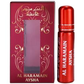 Al Haramain Aysha óleo perfumado unissexo 10 ml  (roll on)