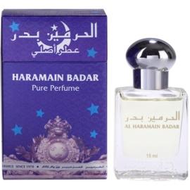 Al Haramain Badar парфумована олійка унісекс 15 мл  (roll on)