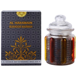 Al Haramain Bukhoor Marwah incienso 120 g