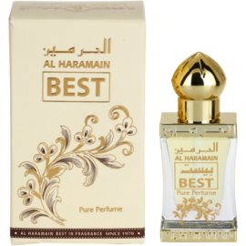 Al Haramain Best ulei parfumat unisex 12 ml