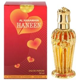 Al Haramain Haneen Eau de Parfum unisex 50 ml