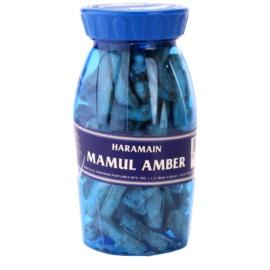 Al Haramain Haramain Mamul incenso 80 g  Amber