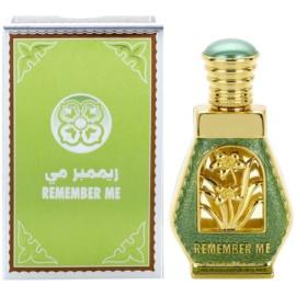 Al Haramain Remember Me Parfüm unisex 15 ml