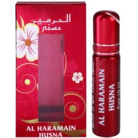 Al Haramain Husna aceite perfumado para mujer 10 ml