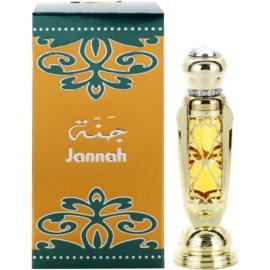 Al Haramain Jannnah parfümiertes Öl unisex 12 ml