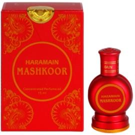 Al Haramain Mashkoor parfumirano olje za ženske 15 ml