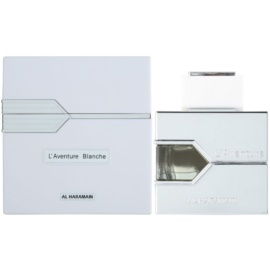 Al Haramain L´Aventure Blanche Eau de Parfum Unisex 100 ml
