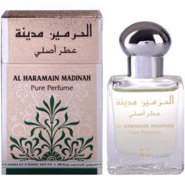 Al Haramain Madinah parfumirano olje uniseks 15 ml