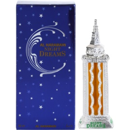 Al Haramain Night Dreams parfumirano olje za ženske 30 ml