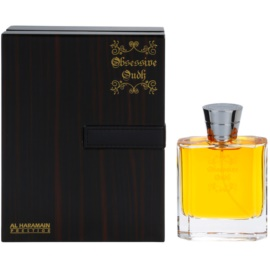 Al Haramain Obsessive Oudh woda perfumowana unisex 100 ml