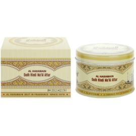 Al Haramain Oudh Hindi Ma'Al Attar incenso 50 g