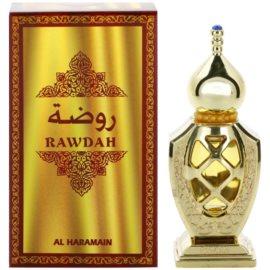 Al Haramain Rawdah парфюм унисекс 15 мл.