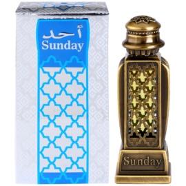 Al Haramain Sunday Eau de Parfum para mulheres 15 ml