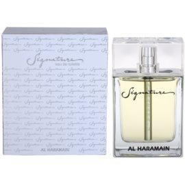 Al Haramain Signature Eau de Toilette für Herren 100 ml