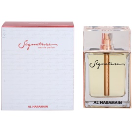 Al Haramain Signature Eau de Parfum für Damen 100 ml