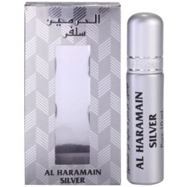 Al Haramain Silver aceite perfumado unisex 10 ml
