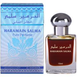 Al Haramain Haramain Salma парфумована олійка унісекс 15 мл