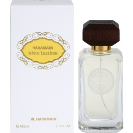 Al Haramain White Leather Eau de Parfum unisex 100 ml